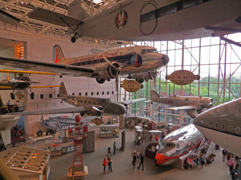 National Air and Space Museum, Washington DC