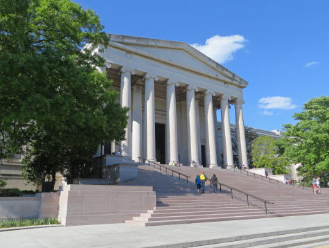 Museums and Art Galleries in Washington DC